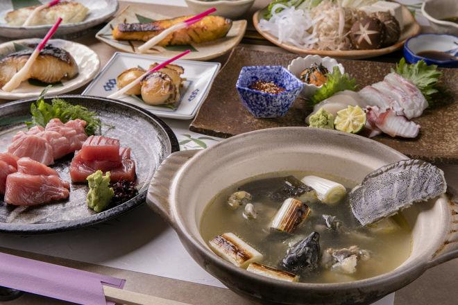 日本料理 香車