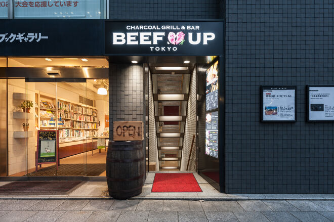 BEEF UP TOKYO CHARCOAL GRILL&BAR_28