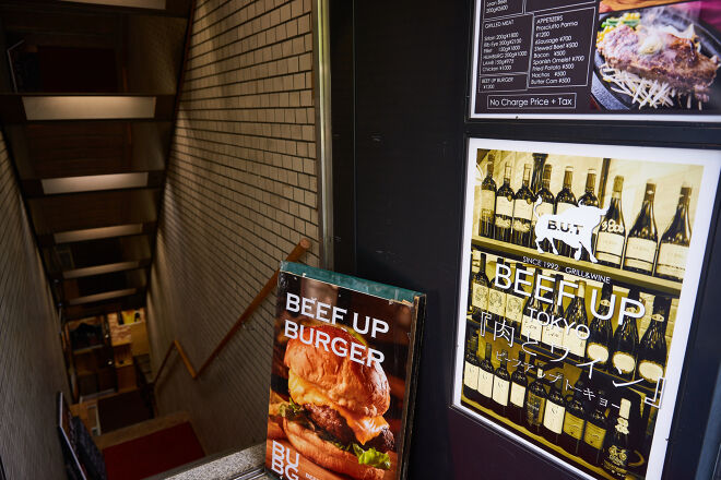 BEEF UP TOKYO CHARCOAL GRILL&BAR_30