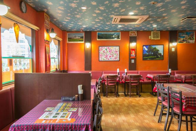 Indian Restaurant SUN ROSE 品川店_3