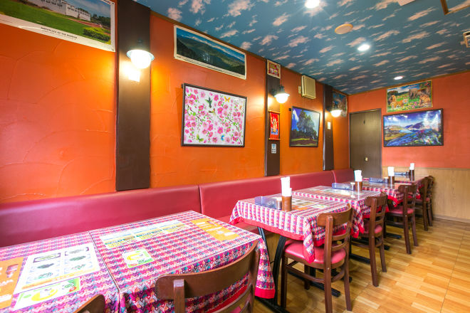 Indian Restaurant SUN ROSE 品川店_5