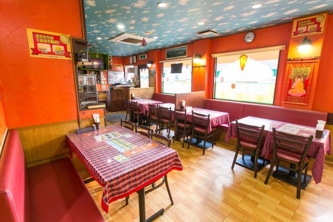 Indian Restaurant SUN ROSE 品川店_8