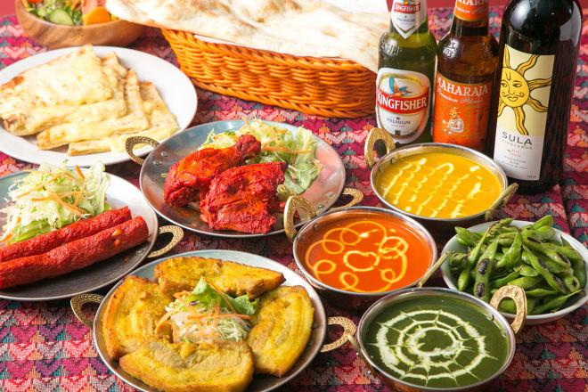 Indian Restaurant SUN ROSE 品川店