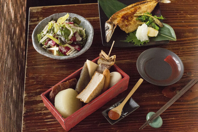 和食&日本酒バル 緑 銀座店_6