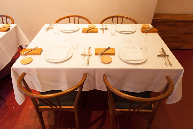 フレンチレストラン SALT白金_22