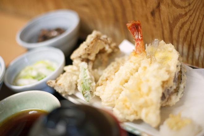 天ぷら ほしの