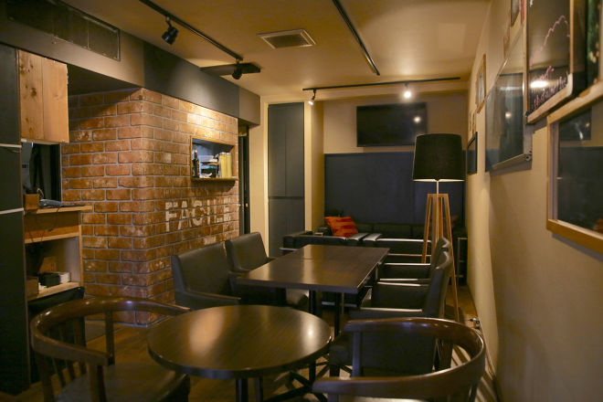 cafe bar Facile_18