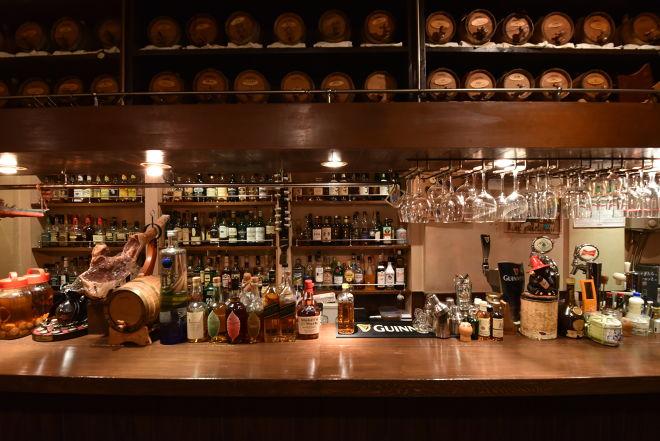 bar dinning BARSEED ikebukuro_1