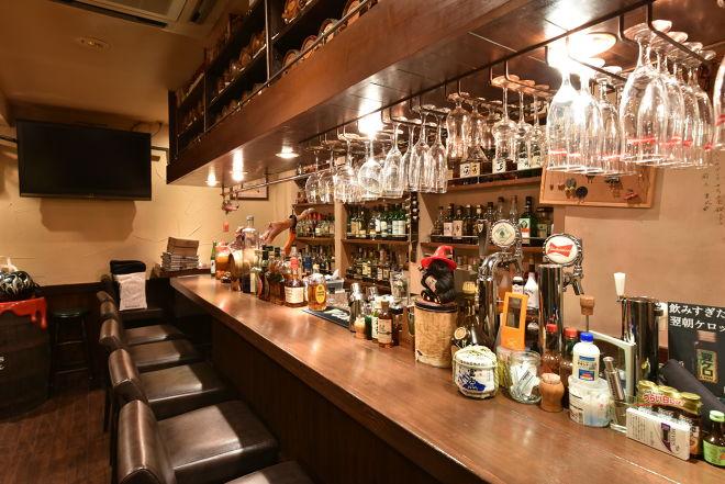 bar dinning BARSEED ikebukuro_22