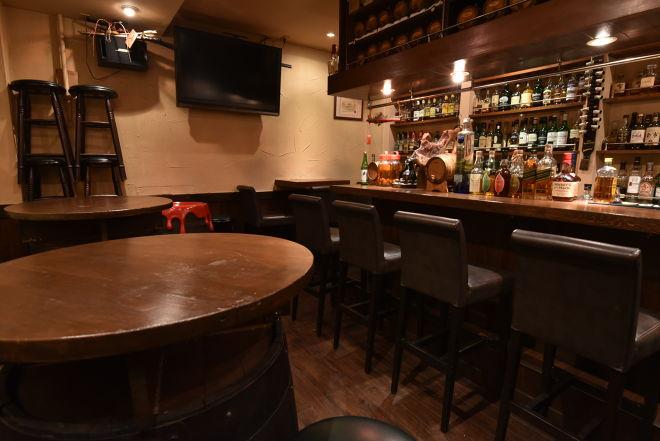 bar dinning BARSEED ikebukuro_26