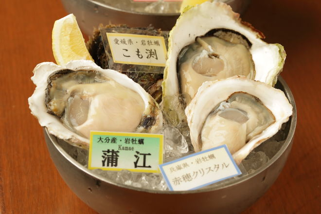 オイスターマーケット牡蠣市場 とうきょうスカイツリー駅前店_16