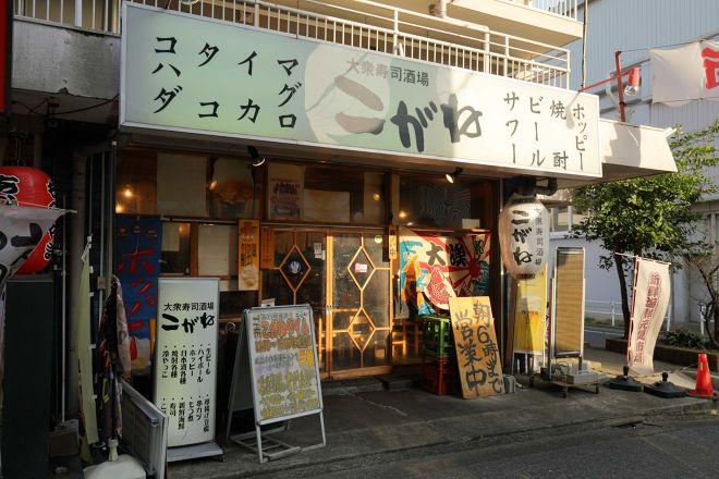 大衆寿司酒場 こがね_23