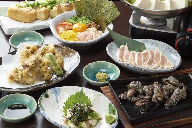 大山鶏専門店 活火山