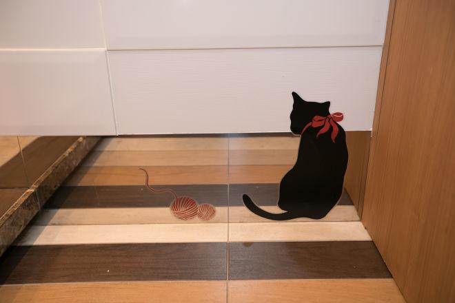 北新地 黒猫_10