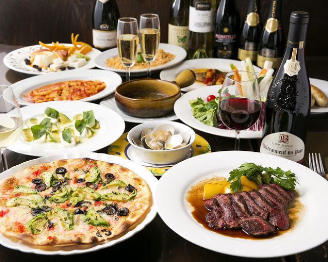 AGIO Italian Dining 上野_18