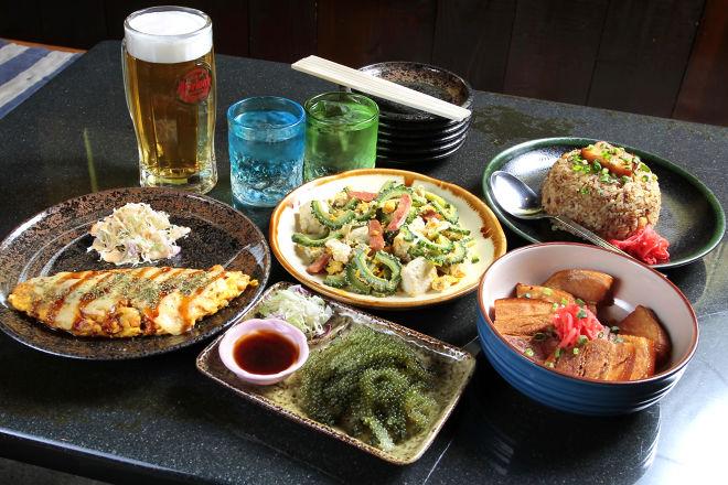 沖縄料理 島じょうり
