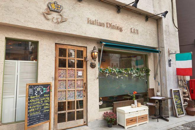 Italian Dining Lui_24