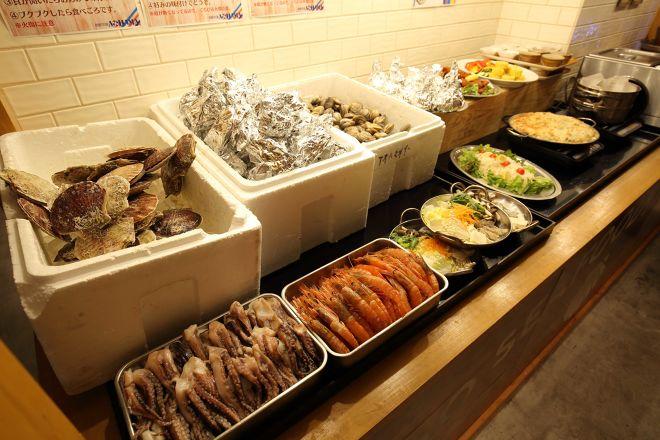 海鮮市場 AOHAMA 田町店