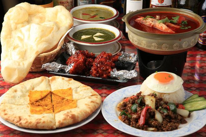 Indian Nepali Asian Dining GURAS