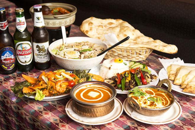 Asian dining and bar Ganesha