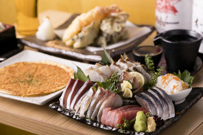 和酒だいにんぐ 魚魚呑