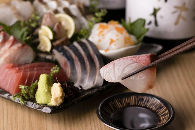 和酒だいにんぐ 魚魚呑_8