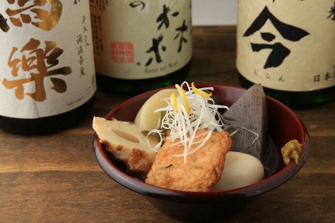 日本酒 Bar 酒母_16