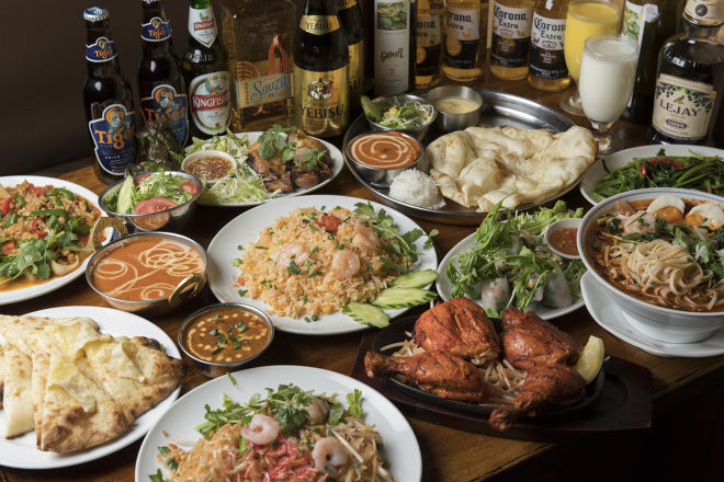 Asian Dinning&Bar SITARA