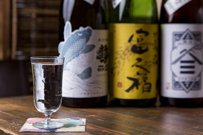 日本酒・本格焼酎BAR うさぎ_13