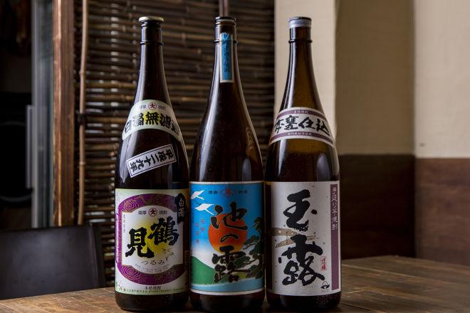 日本酒・本格焼酎BAR うさぎ_19