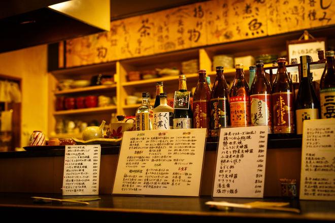 酒と魚で旬のあじわい 澄_5