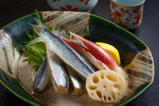 酒と魚で旬のあじわい 澄_10