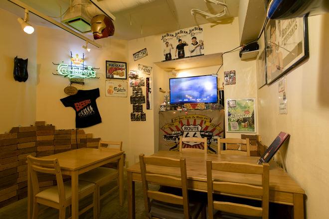 HamBARger Basement 亀戸_2