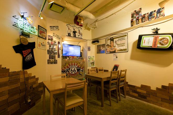 HamBARger Basement 亀戸_3