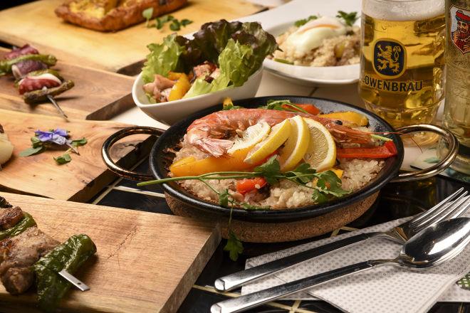 B.B.Q rave kitchen Mediterraneo casa Tsudanuma