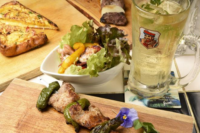 B.B.Q rave kitchen Mediterraneo casa Tsudanuma_17
