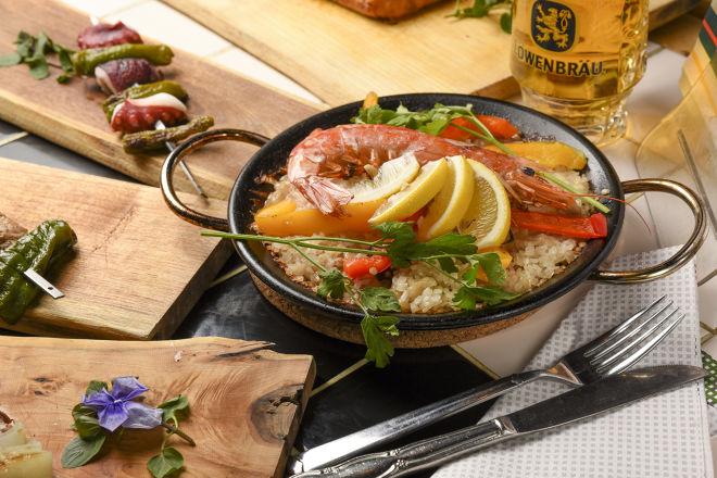 B.B.Q rave kitchen Mediterraneo casa Tsudanuma_19