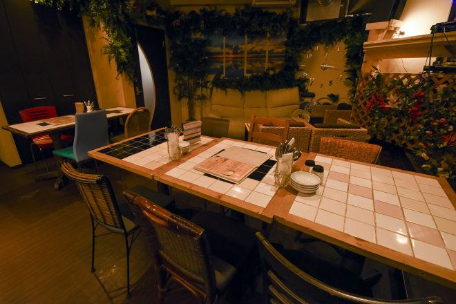 B.B.Q rave kitchen Mediterraneo casa Tsudanuma_32
