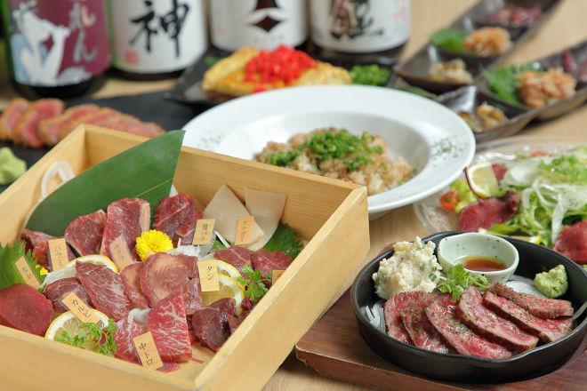 プライベート個室生肉専家 TATE-GAMI名駅店_5