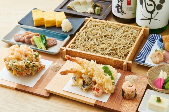 蕎麦切 砥喜和_10
