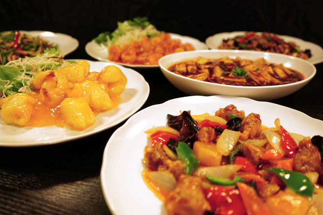 中華料理 福生
