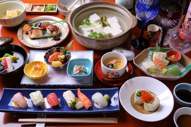 とうふ大阪料理 のりたけ