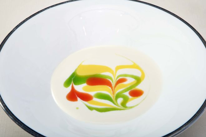 皿の上の自然 il Gastro Sara_6