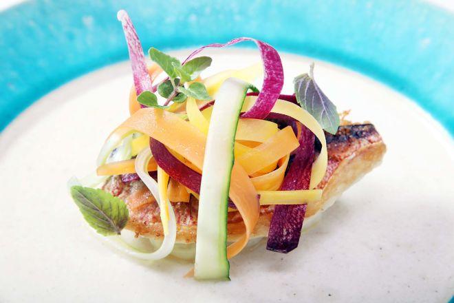 皿の上の自然 il Gastro Sara_7