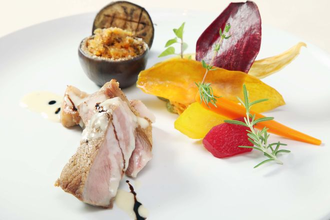 皿の上の自然 il Gastro Sara_8