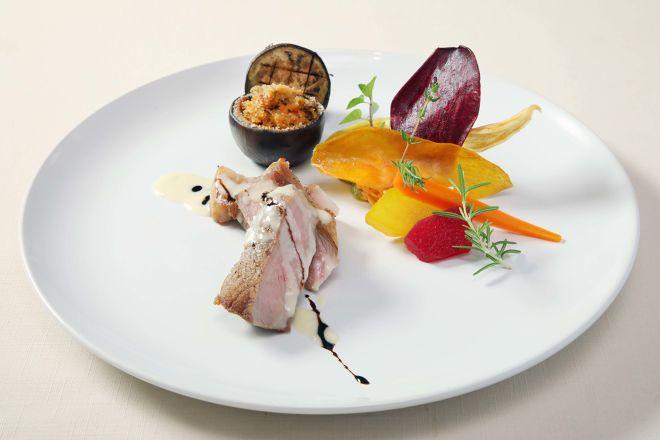 皿の上の自然 il Gastro Sara_16