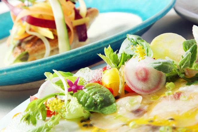 皿の上の自然 il Gastro Sara_17