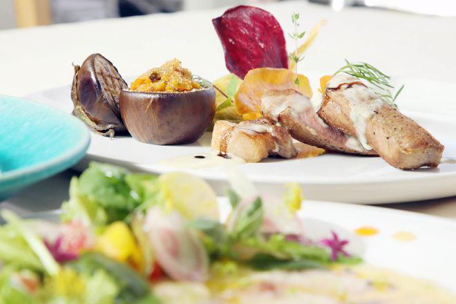 皿の上の自然 il Gastro Sara_18