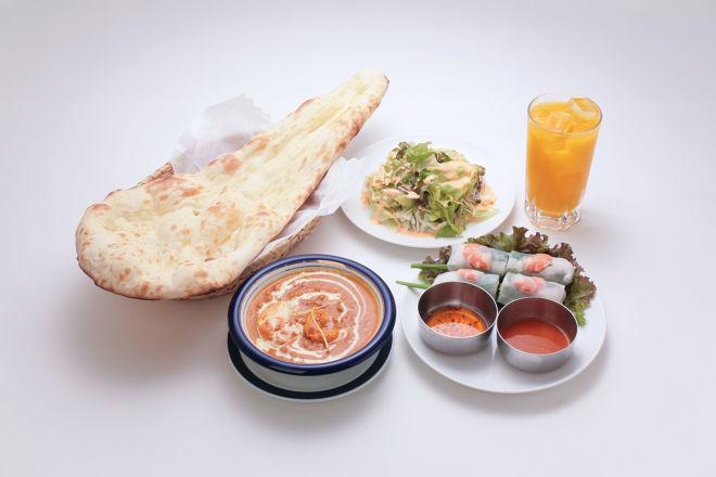 インドレストラン シルザナ_16