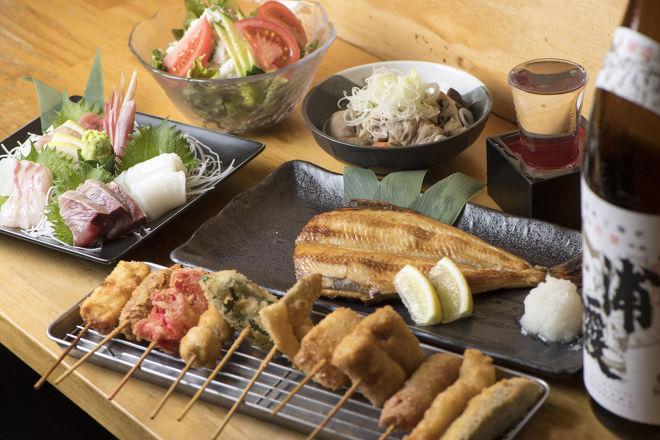 串かつ鮮魚 ひらたや_8